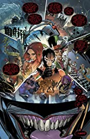 Teen Titans (2016-) No.12