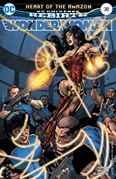 Wonder Woman (2016-) No.30