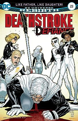 Deathstroke (2016-) #23