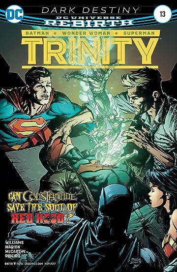 Trinity (2016-) No.13