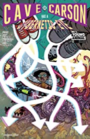 Cave Carson Has a Cybernetic Eye (2016-2017) #12
