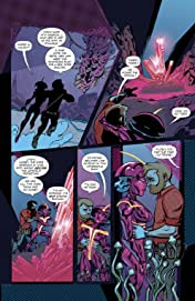 Cave Carson Has a Cybernetic Eye (2016-2017) #12
