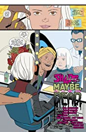 Shade, The Changing Girl (2016-2017) #12