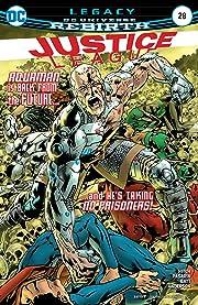 Justice League (2016-2018) #28