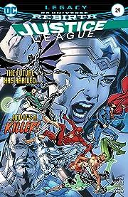 Justice League (2016-2018) #29