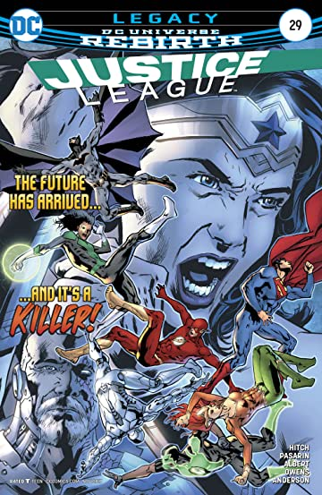 Justice League (2016-) No.29