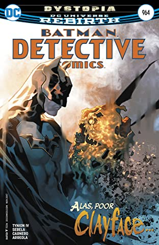 Detective Comics (2016-) COMIC_ISSUE_NUM_SYMBOL964