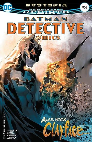 Detective Comics (2016-) #964