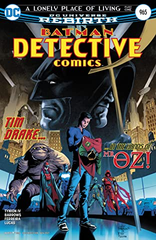 Detective Comics (2016-) #965