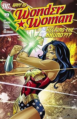 Wonder Woman (2006-2011) #19