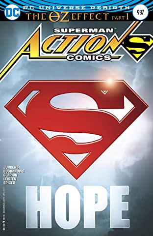 Action Comics (2016-) COMIC_ISSUE_NUM_SYMBOL987