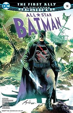 All-Star Batman (2016-2017) #14