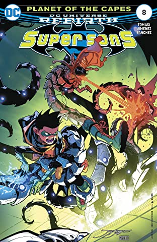 Super Sons (2017-) No.8