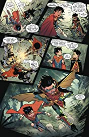 Super Sons (2017-) #8