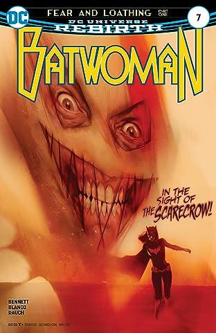 Batwoman (2017-) #7