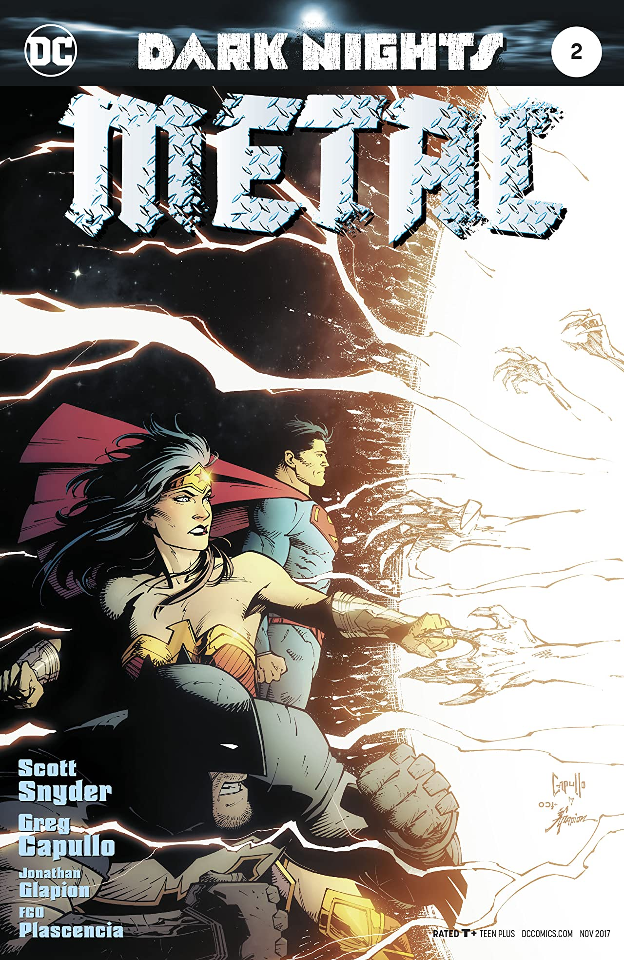 Dark Nights: Metal (2017-) No.2