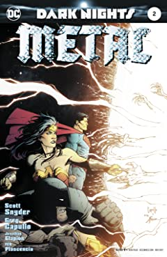 Dark Nights: Metal (2017-2018) No.2