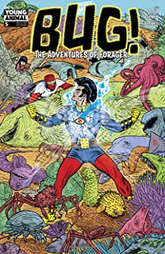 Bug! The Adventures of Forager (2017) No.5