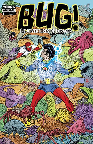 Bug! The Adventures of Forager (2017-) No.5