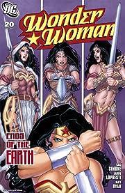 Wonder Woman (2006-2011) #20