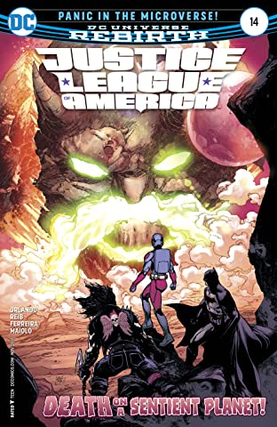 Justice League of America (2017-2018) #14