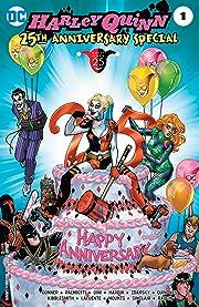 Harley Quinn 25th Anniversary Special (2017) #1