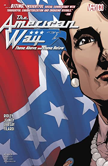 The American Way: Those Above and Those Below (2017-) #3