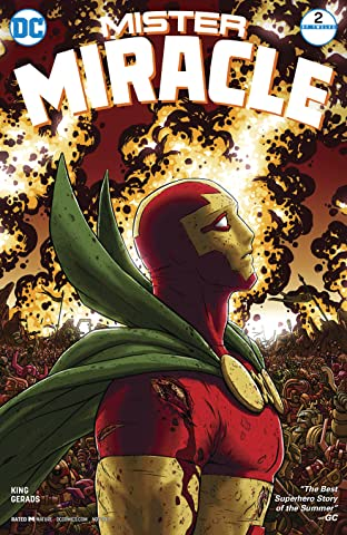 Mister Miracle (2017-) COMIC_ISSUE_NUM_SYMBOL2
