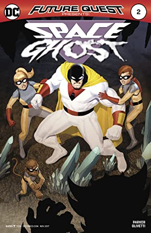 Future Quest Presents (2017-2018) No.2