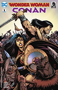 Wonder Woman/Conan (2017-2018) No.1