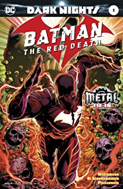 Batman: The Red Death (2017) #1