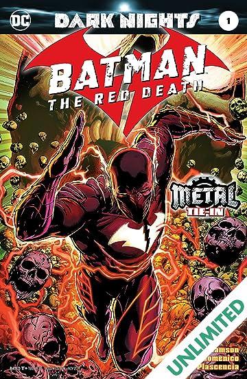 Batman The Red Death 2017 1 Comics By Comixology