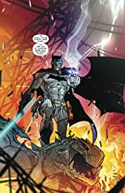 Batman: The Red Death (2017-) No.1