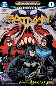 Batman Halloween Comic Fest Special Edition (2017) No.1