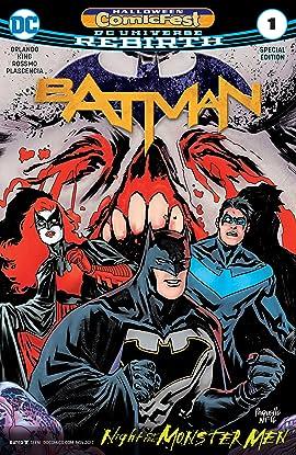 Batman Halloween Comic Fest Special Edition (2017) #1