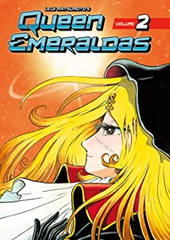 Queen Emeraldas Tome 2
