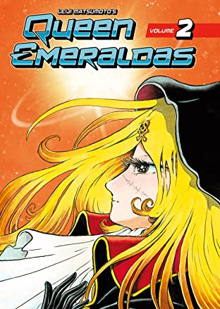 Queen Emeraldas Vol. 2