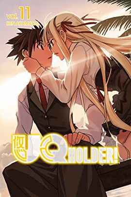 UQ Holder! Vol. 11