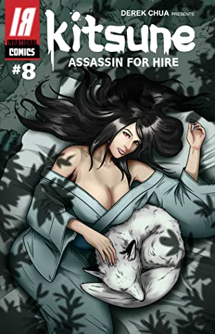 Kitsune: Assassin For Hire #8