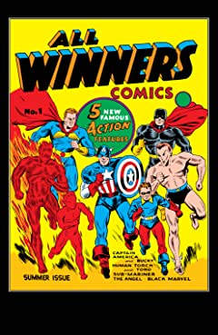 All-Winners Comics (1941-1946) #1
