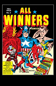 All-Winners Comics (1941-1946) #2
