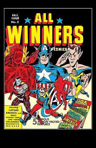 All-Winners Comics (1941-1946) #2