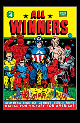 All-Winners Comics (1941-1946) #4