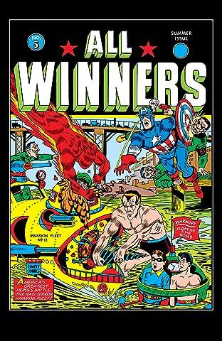 All-Winners Comics (1941-1946) No.5