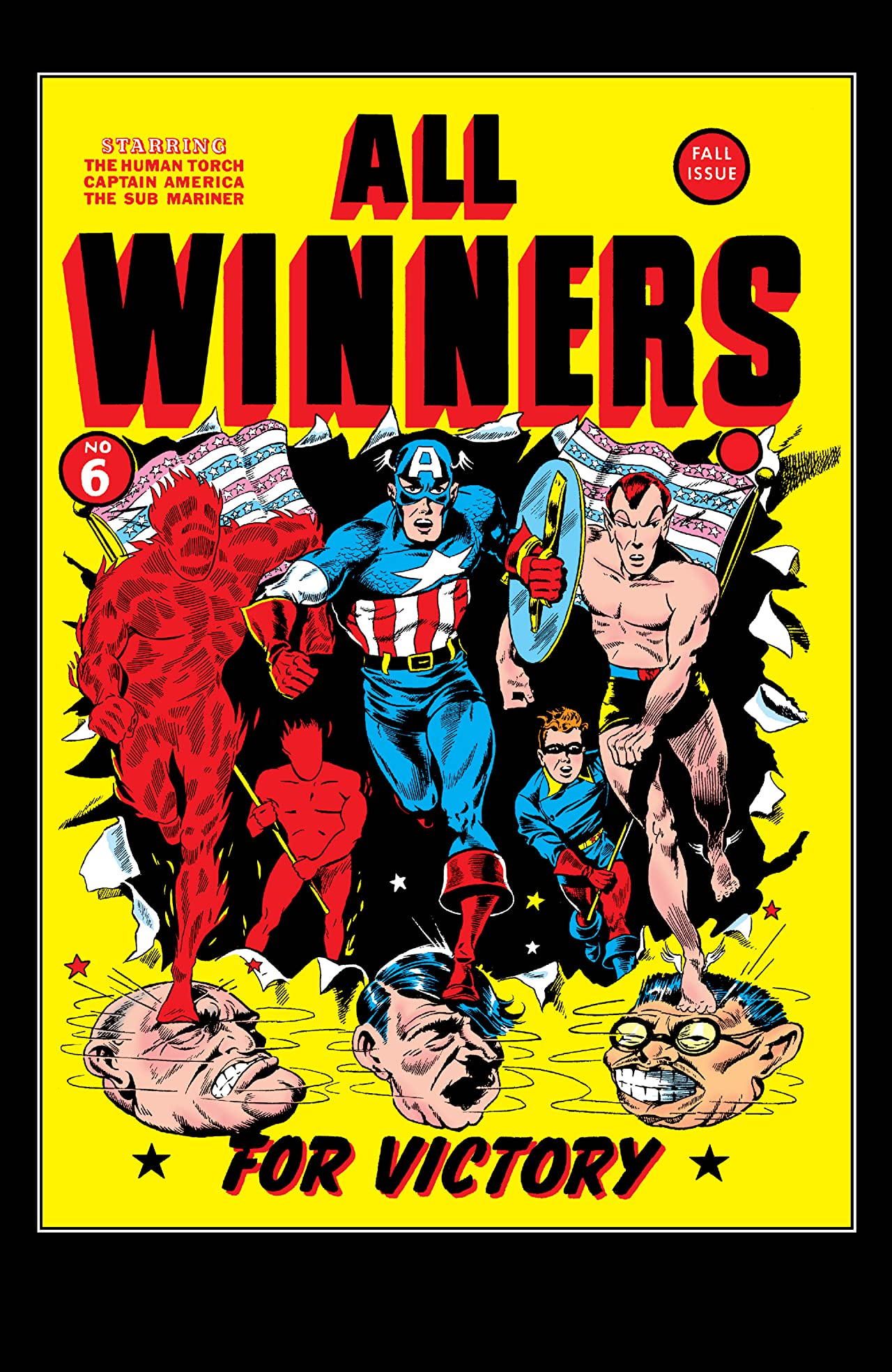 All-Winners Comics (1941-1946) #6