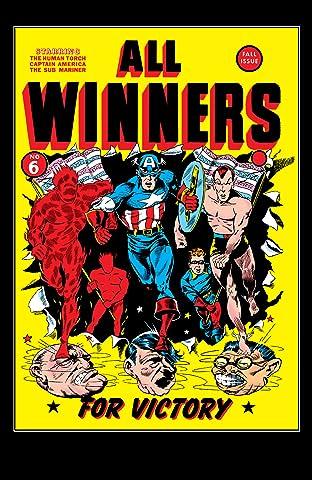 All-Winners Comics (1941-1946) No.6