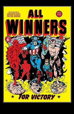 All-Winners Comics (1941-1946) #6