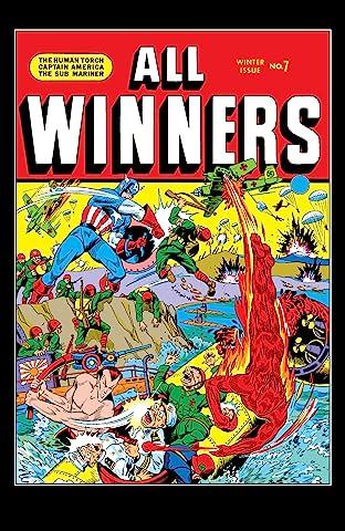 All-Winners Comics (1941-1946) No.7