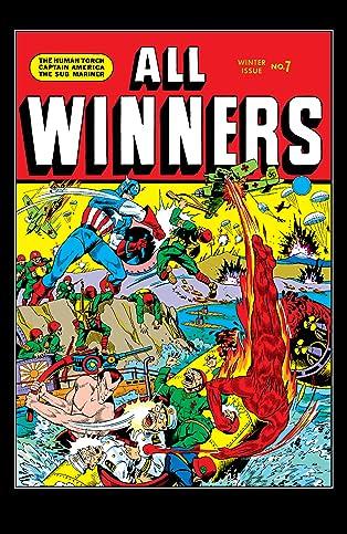All-Winners Comics (1941-1946) #7