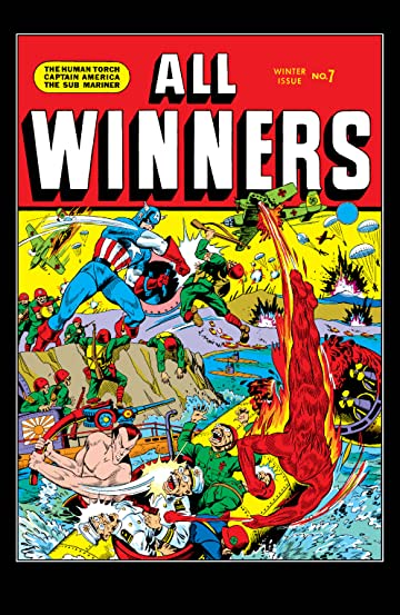 All-Winners Comics (1941-1946) #7